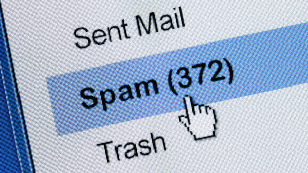 Business stress is no excuse to spam.