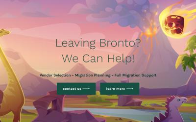 BrontoMigration.com Will Help Bronto Customers Manage Platform 'End of Life'